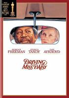 Cover image for Driving Miss Daisy