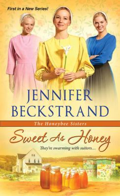 Cover image for Sweet as honey