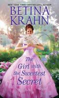 Cover image for The girl with the sweetest secret