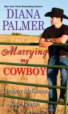 Cover image for Marrying my cowboy
