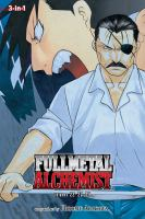 Cover image for Fullmetal alchemist. 3-in-1 Edition Volumes 22-23-24