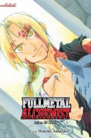 Cover image for Fullmetal alchemist. 3-in-1 Edition Volumes 25-26-27