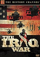Cover image for The Iraq war