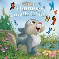 Cover image for Thumper counts to ten