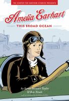 Cover image for Amelia Earhart : this broad ocean