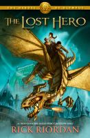 Cover image for The lost hero