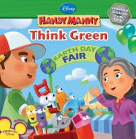 Cover image for Think green