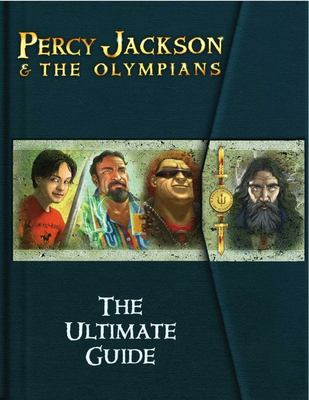 Cover image for Percy Jackson & the Olympians : the ultimate guide