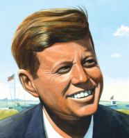 Cover image for Jack's path of courage : the life of John F. Kennedy