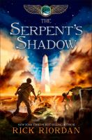 Cover image for The serpent's shadow