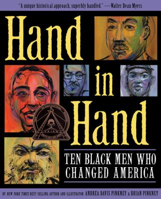 Cover image for Hand in hand : ten Black men who changed America
