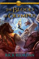 Cover image for The blood of Olympus