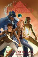 Cover image for The red pyramid : the graphic novel