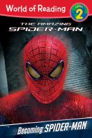 Cover image for Becoming Spider-Man