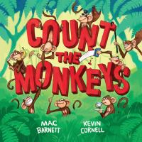 Cover image for Count the monkeys
