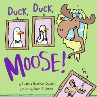 Cover image for Duck, Duck, Moose!