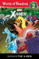 Cover image for The story of the X-Men