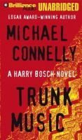 Cover image for Trunk music