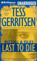 Cover image for Last to die