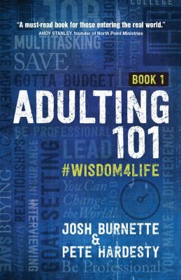 Cover image for Adulting 101 : #wisdom4life