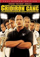Cover image for Gridiron gang