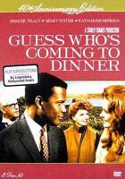 Cover image for Guess who's coming to dinner