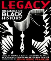 Cover image for Legacy : treasures of Black history
