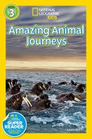 Cover image for Amazing animal journeys