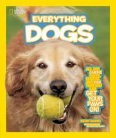 Cover image for National Geographic Kids. Everything dogs