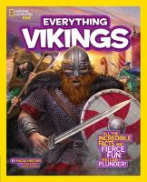 Cover image for National Geographic Kids. Everything Vikings
