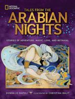 Cover image for Tales from the Arabian nights : stories of adventure, magic, love, and betrayal