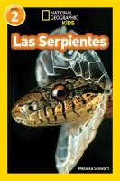 Cover image for Las serpientes