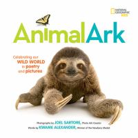 Cover image for Animal ark : celebrating our wild world in poetry and pictures