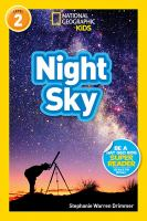 Cover image for Night sky