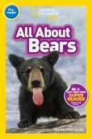 Cover image for All about bears