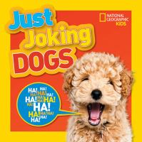 Cover image for Just joking dogs