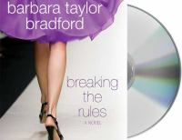 Cover image for Breaking the rules