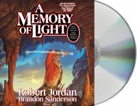 Cover image for A memory of light