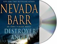 Cover image for Destroyer angel