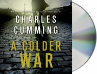 Cover image for A colder war