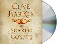 Cover image for The scarlet gospels