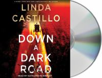 Cover image for Down a dark road
