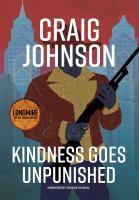 Cover image for Kindness goes unpunished