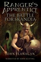 Cover image for Ranger's apprentice : the battle for Skandia