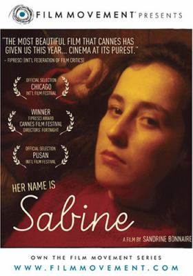 Cover image for Elle s'appelle Sabine Her name is Sabine