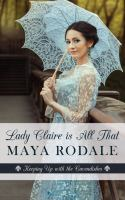 Cover image for Lady Claire is all that