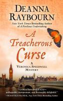 Cover image for A treacherous curse