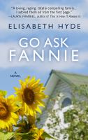 Cover image for Go ask Fannie
