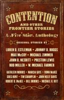Cover image for Contention and other frontier stories : a Five Star anthology