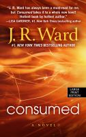 Cover image for Consumed : a novel